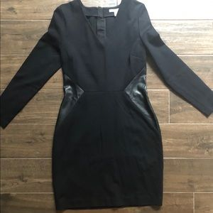 Banana Republic Black Bodycon Dress